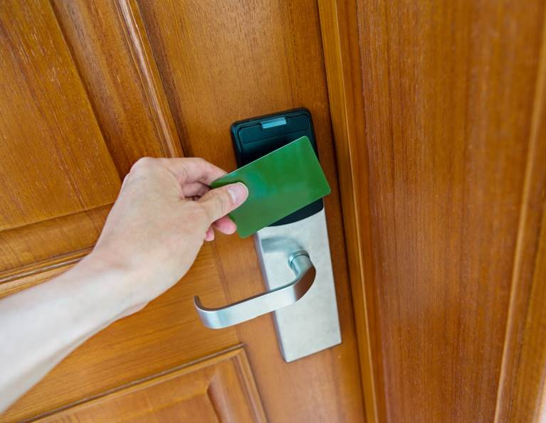 Door Paneling with Icema One-Component, Polyurethane, Moisture Cure Adhesives
